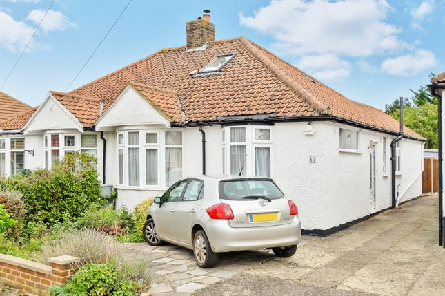 Thumbnail 2 bed semi-detached bungalow for sale in Sandhurst Road, Orpington