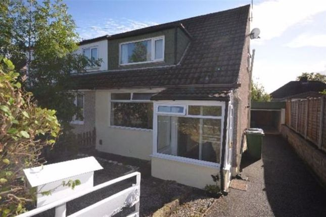 Thumbnail Semi-detached house to rent in Dunster Avenue, Oswaldtwistle, Accrington