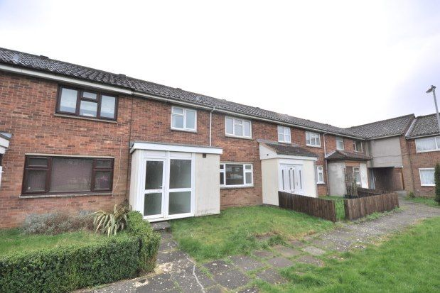 Thumbnail Terraced house to rent in Greenside, Northampton
