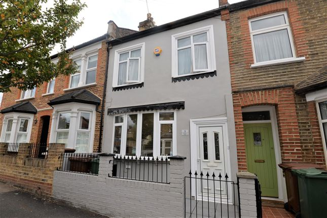 Thumbnail Terraced house for sale in Bromley Road, Walthamstow, London