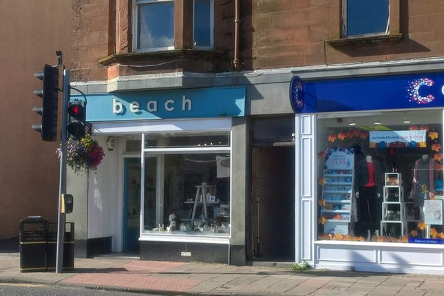 Thumbnail Retail premises to let in 51 Portland Street, Troon