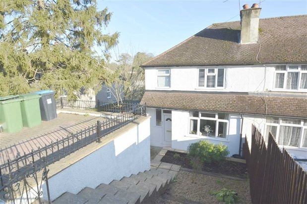 Thumbnail Semi-detached house for sale in Cromwell Road, Caterham