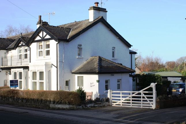 Thumbnail Semi-detached house for sale in Lancaster Road, Carnforth