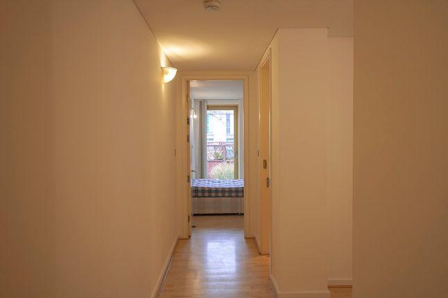 Hallway of West Parkside, London SE10