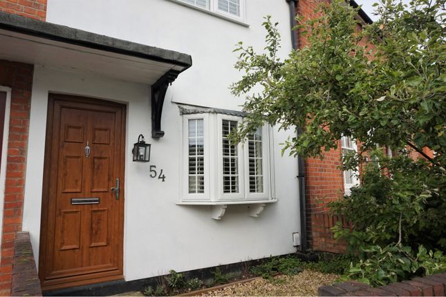 Thumbnail Terraced house for sale in Smarts Lane, Loughton