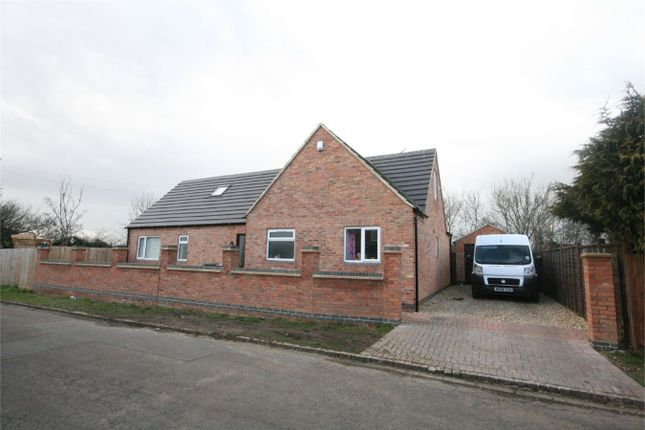Thumbnail Detached house to rent in Stratford Drive, Wootton, Northampton