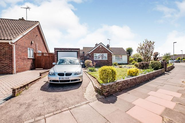 Thumbnail Detached bungalow for sale in Rogate Road, Worthing