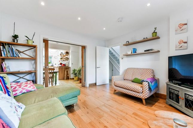 4 bed end terrace house for sale in Besley Street, London