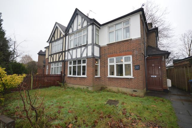 Thumbnail Flat for sale in Windermere Court, Wembley