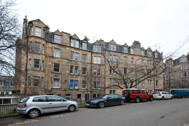 Thumbnail Flat for sale in 14/10 Roseneath Place, Marchmont, Edinburgh