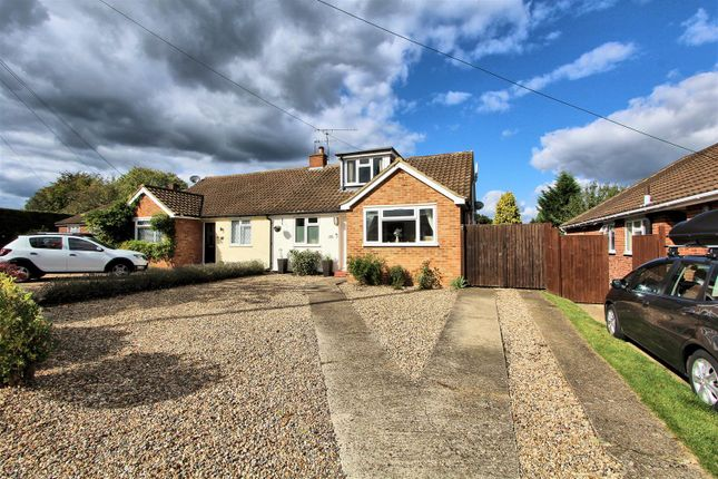 Semi-detached bungalow for sale in Peatmore Avenue, Pyrford, Woking
