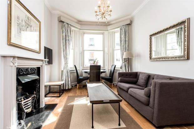 Thumbnail Flat for sale in Stanhope Gardens, South Kensington, London