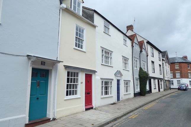 Thumbnail Terraced house to rent in East St. Helen Street, Abingdon