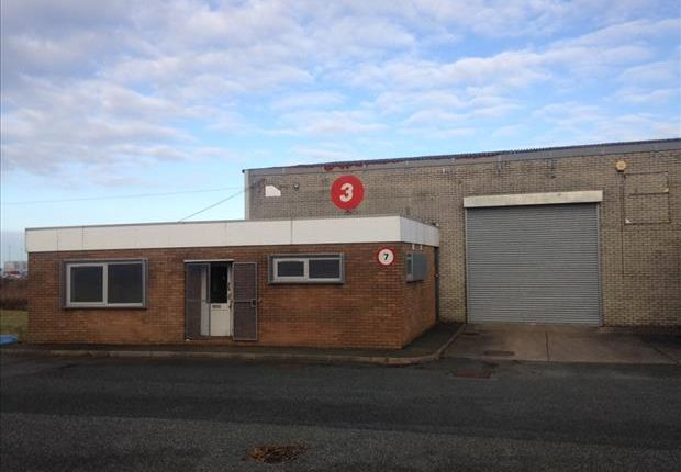 Thumbnail Light industrial to let in Unit 3, Morawelon Industrial Estate, Ffordd Tudur, Holyhead, Anglesey