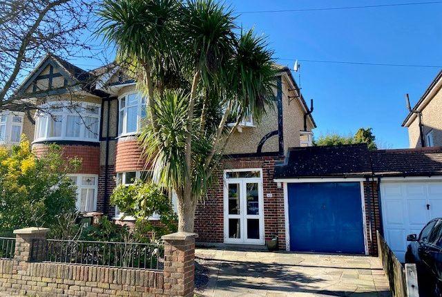 Thumbnail Semi-detached house for sale in Hillside Gardens, Wallington