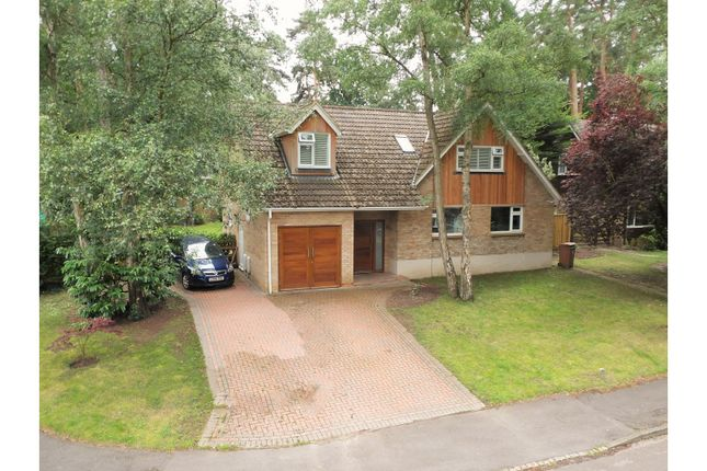 Thumbnail Detached house for sale in Bramblegate, Crowthorne