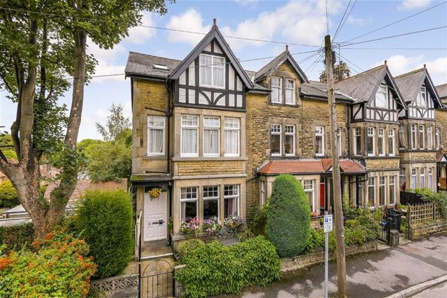 Thumbnail End terrace house for sale in Spring Mount, Harrogate, North Yorkshire