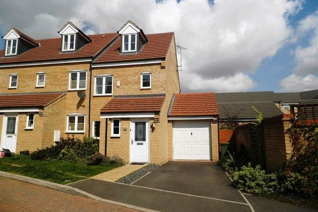 Thumbnail Terraced house to rent in Oberon Way, Oxley Park, Milton Keynes, Bucks