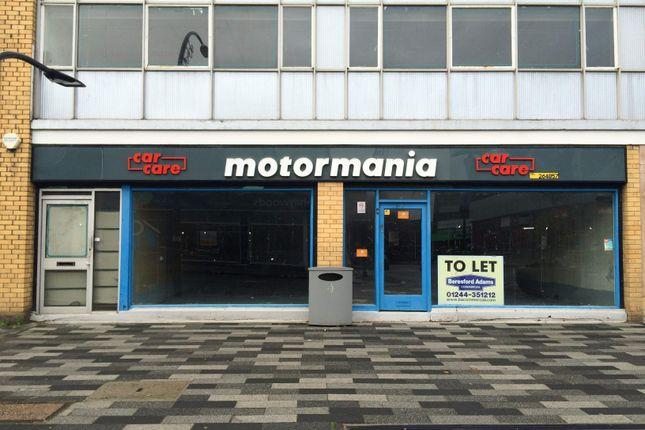 Retail premises to let in 16-17 King Street, Wrexham
