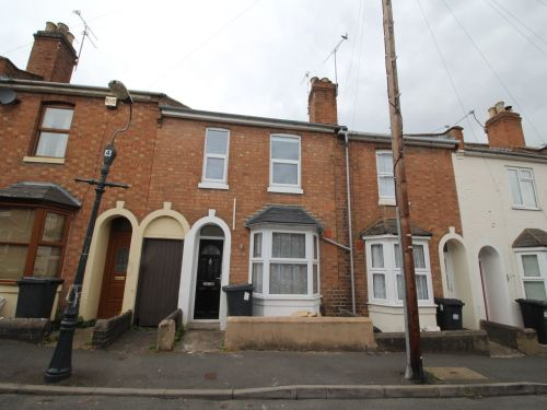 Thumbnail 2 bedroom terraced house to rent in St. Georges Road, Leamington Spa