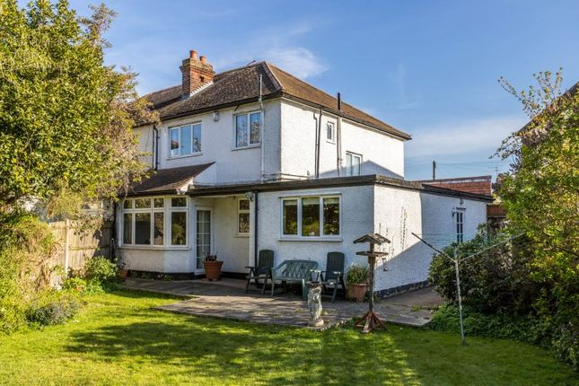 Thumbnail Semi-detached house for sale in Grosvenor Gardens, Kingston Upon Thames