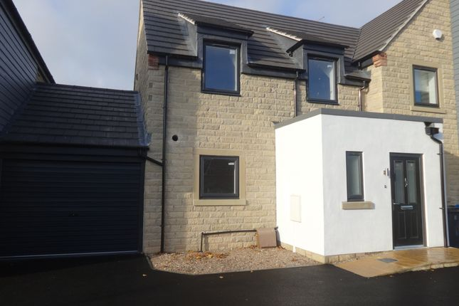 Thumbnail Flat for sale in Plumbley Hall Road, Mosborough, Sheffield