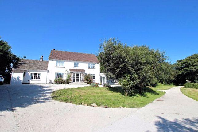Thumbnail Farmhouse for sale in Lydford, Okehampton