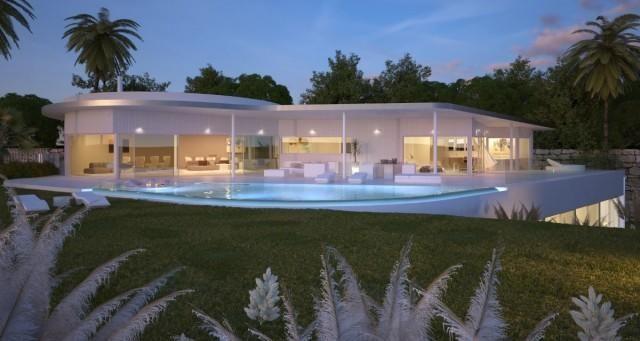 Thumbnail Villa for sale in Málaga, Benalmádena, Spain