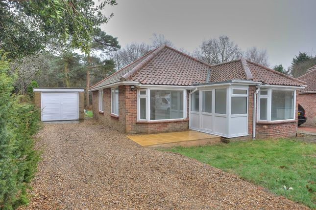 Thumbnail Detached bungalow for sale in Kinsale Avenue, Norwich