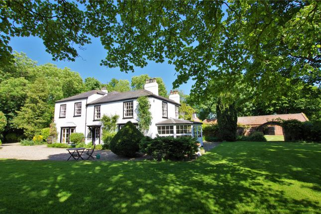 Thumbnail Detached house for sale in Hariff Lane, Burstwick, East Yorkshire
