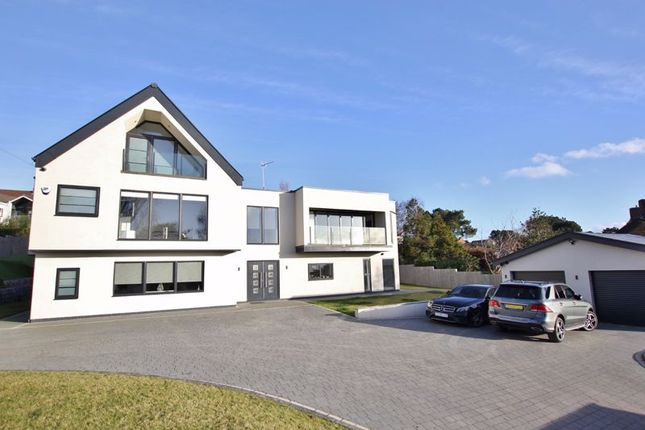 Thumbnail Detached house for sale in Greenfield Lane, Lower Heswall, Wirral