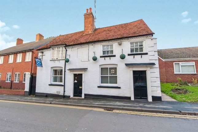 Thumbnail Detached house for sale in Friars Street, Warwick