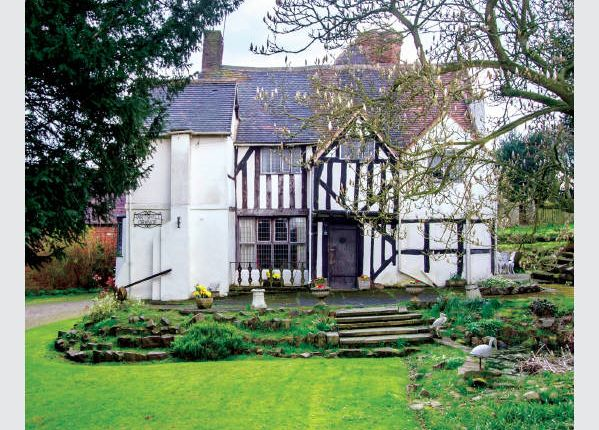 Thumbnail Country house for sale in Hartshill Grange, Grange Road, Hartshill