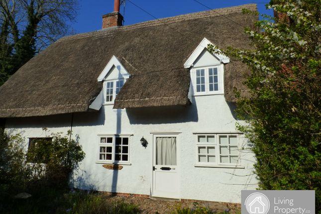 Thumbnail Terraced house for sale in Goldbrook, Hoxne, Eye