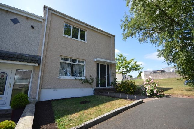 Thumbnail Terraced house to rent in Manitoba Crescent, East Kilbride, South Lanarkshire