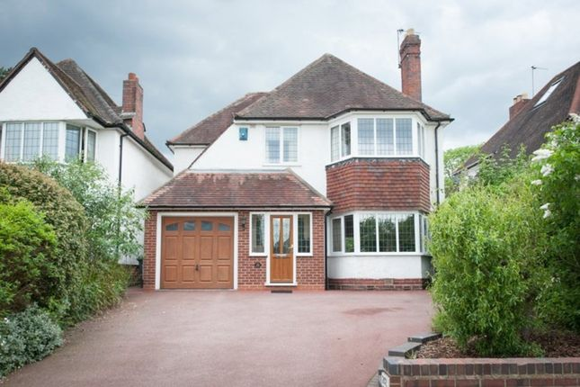 Thumbnail Detached house for sale in Eachelhurst Road, Walmley, Sutton Coldfield