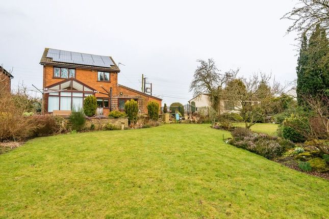Thumbnail Detached house for sale in Butchers Lane, Aughton, Ormskirk