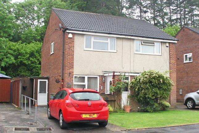 Thumbnail Semi-detached house for sale in Heol Seddon, Danescourt, Cardiff