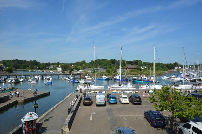 Thumbnail Flat for sale in Admirals Court, Quay Road, Lymington, Hampshire
