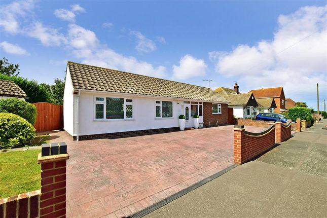 Thumbnail Detached bungalow for sale in Queens Avenue, Birchington, Kent