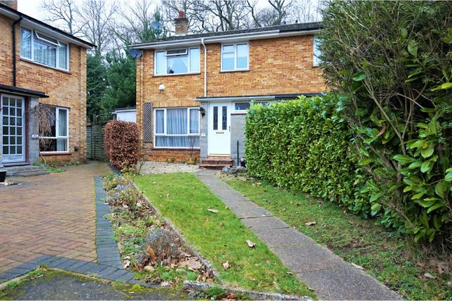 Thumbnail Semi-detached house for sale in Maytree Road, Hiltingbury, Chandlers Ford, Eastleigh
