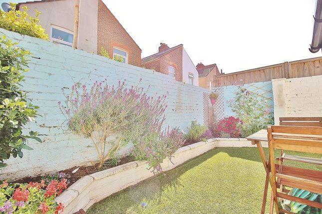 Garden of Devonshire Avenue, Southsea PO4