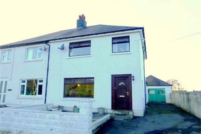 Thumbnail Town house for sale in Penrodyn, Tregaron