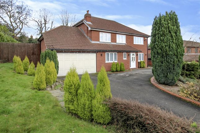 Thumbnail Detached house for sale in Hall Gardens, Bramcote, Nottingham