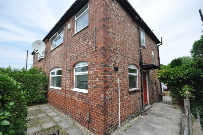 Thumbnail Semi-detached house to rent in Heswall Avenue, Manchester