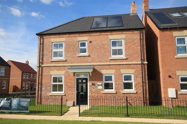 Thumbnail Detached house for sale in Poplar Crescent, Sowerby, Thirsk