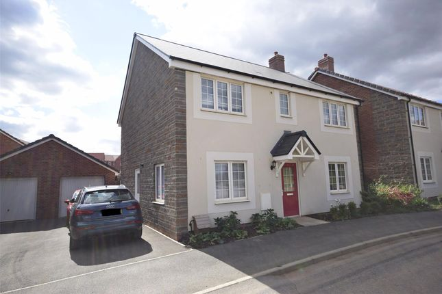 Thumbnail Detached house for sale in Hollyhock Lane, Lyde Green, Bristol