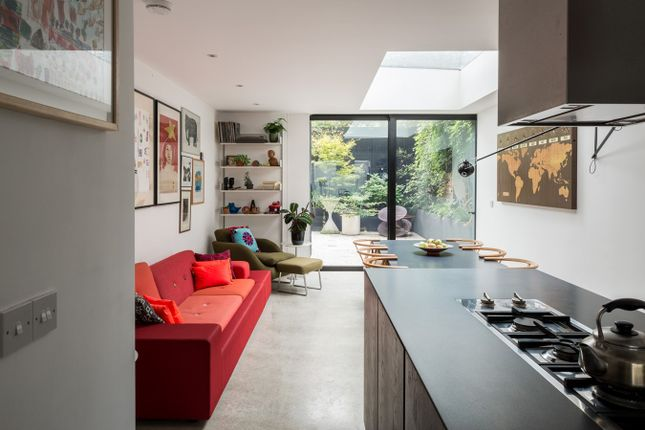 Thumbnail End terrace house for sale in Killowen Road, London