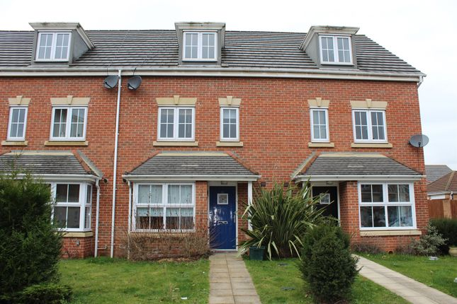 Thumbnail Town house for sale in Jenkinson Grove, Armthorpe, Doncaster