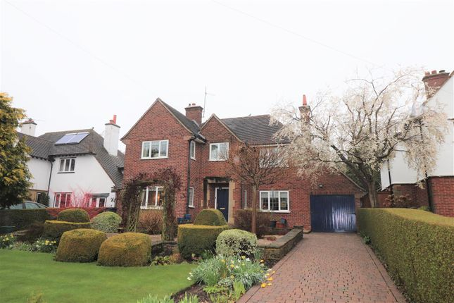 Thumbnail Detached house for sale in Chatsworth Road, Chesterfield